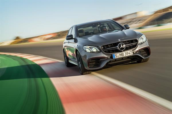 Mercedes-AMG E 63 4MATIC+ und E 63 S 4MATIC+