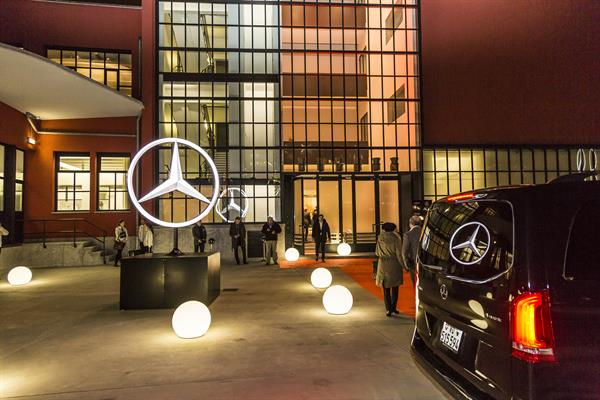 Mercedes-Benz Cars auf dem Internationalen Automobil-Salon Genf 2016