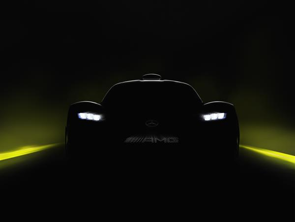 Weltpremiere Mercedes-AMG Project ONE