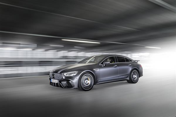 Die neue Mercedes-AMG GT 63 S 4MATIC+ Edition 1
