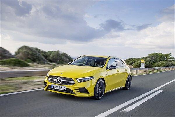 Österreich-Information - Mercedes-Benz und smart auf der Vienna Autoshow 2019