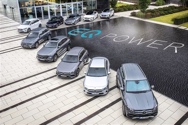 Mercedes-Benz EQ Power Family
