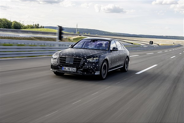 Meet the S-Class DIGITAL – Innovation by intelligence